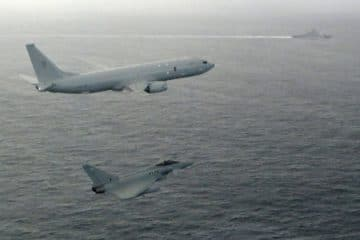 Germany Seemingly Selects P-8A Poseidon over ATL2 as 'Interim' Replacement for P-3C MPA