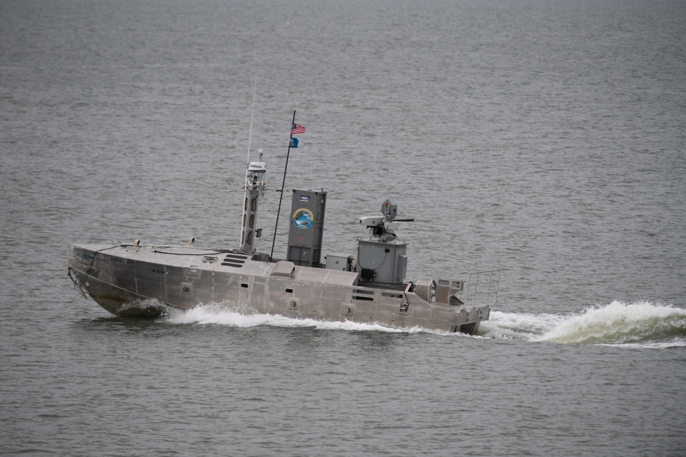 Unmanned Surface Vehicle CUSV