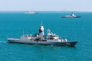 Australia Seeking Torpedo Self Defense Systems for its Surface Combatants