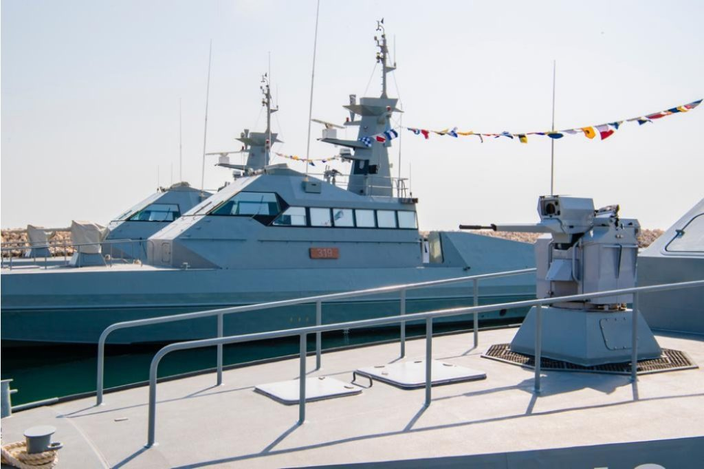 CMN Hands Over 2nd and 3rd Batches of HSI32 Interceptors to Royal Saudi Navy 2