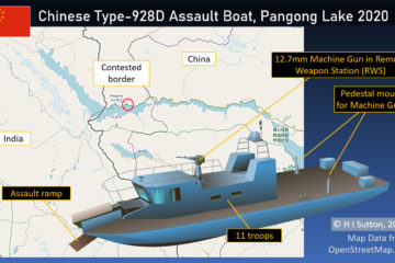 China Strengthens Inland Navy On Indian Border