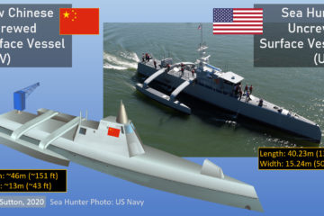 New Intelligence: Chinese Copy Of US Navy's Sea Hunter USV
