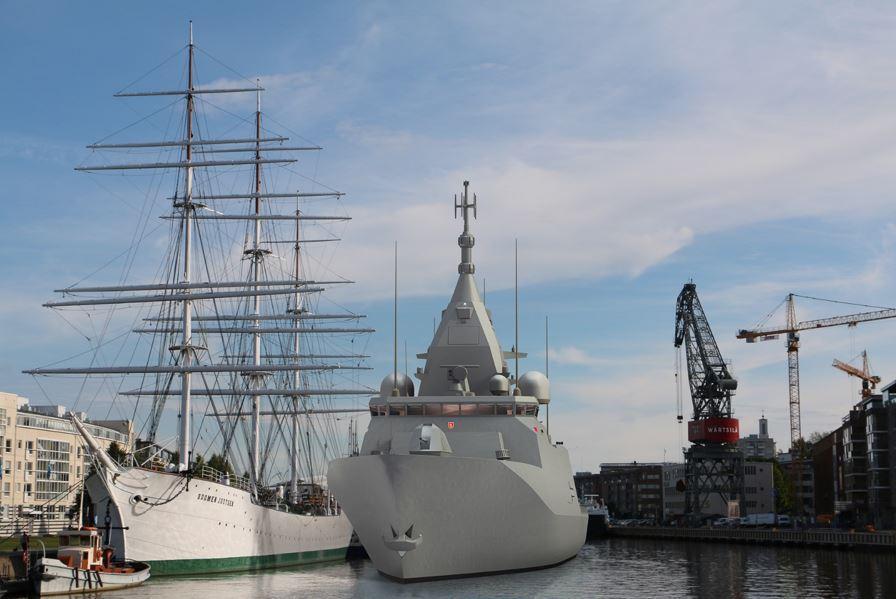 Finland Progressing Towards Construction of Pohjanmaa-Class Corvette 2