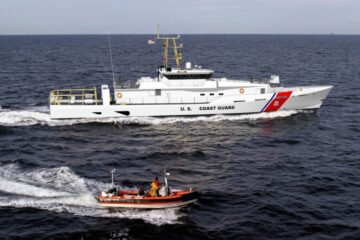 Four more Sentinel-class fast response cutters for the US Coast Guard