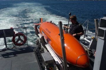 Kongsberg Maritime supply four HUGIN AUV survey systems to India's GRSE