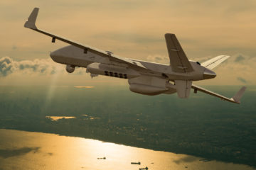MQ-9B SeaGuardian Demonstrates Maritime Capabilities Over Southern California Waters