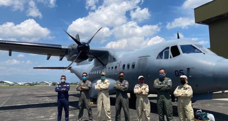 Malaysia begins modification of CN235