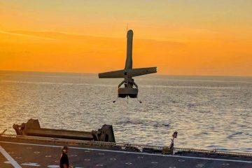 Martin UAV's V-BAT Evaluated During Operational U.S. Coast Guard Patrol