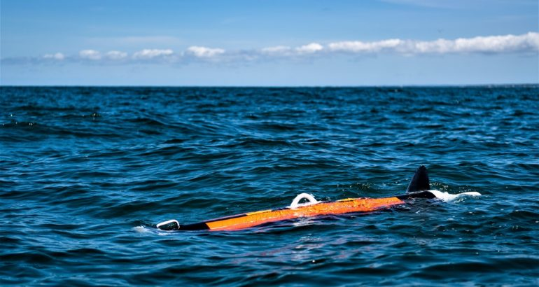 Riptide UUV-12 launches BAE Systems into medium unmanned undersea vehicle market