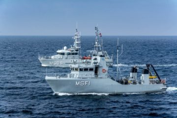 Katfish Sonars Improve Royal Danish Navy's Mine Countermeasure Operations