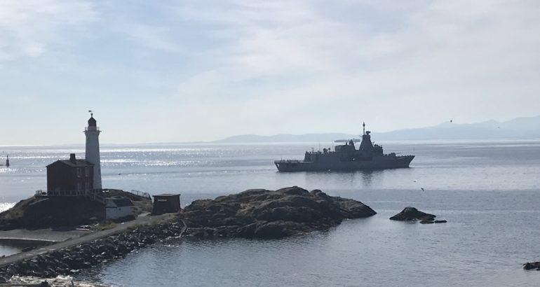 Royal New Zealand Navy's Te Kaha Frigate Starts Post-Upgrade Sea Trials