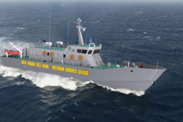 CONTROP to Supply EO/IR Systems for Vietnamese Border Guard Patrol Vessels