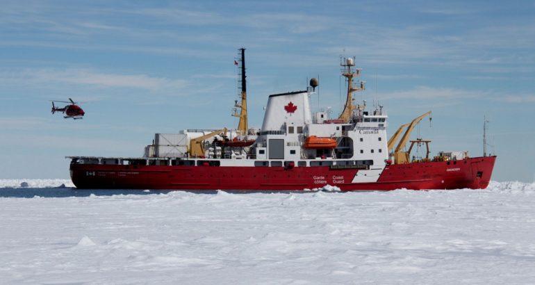 Wärtsilä solutions meet challenging needs of Canadian Coast Guard vessel