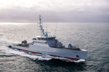 Euronaval: PIRIOU Cuts First Steel on OPV Ordered by Senegal