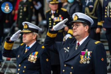 Admiral Jan De Beurme is the Belgian Navy's New Chief of Staff