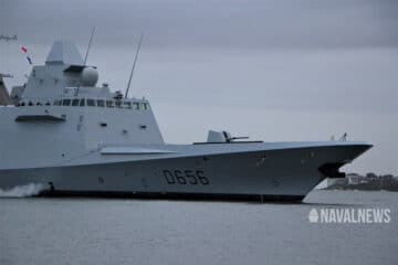 Naval Group Delivers First Air Defense FREMM 'Alsace' to the French Navy