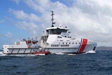 Euronaval: KERSHIP unveils the new CG 41 coastal patrol vessel