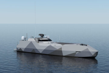 CMN lifts veil on HSAB20 high-speed patrol boat