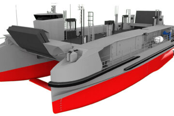 CNIM unveils more powerful and up-armored LCAT Mk2 landing craft