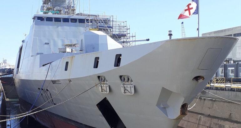 Euronaval: Naval Group starts modernizing the La Fayette-class frigates.