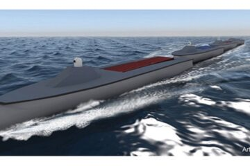 DARPA Selects Gibbs and Cox for Sea Train Concept
