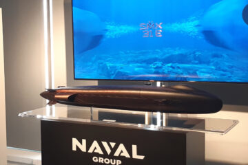 Euronaval Video: Interview with Naval Group's CEO