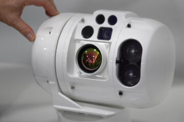 Euronaval Video: Safran's Vigy Observer and Vigy Engage EO/IR Systems