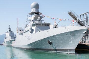 Fincantieri Details Corvette and OPV for Qatar Emiri Naval Forces