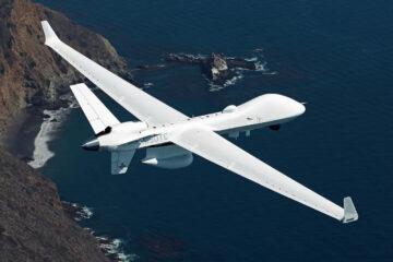General Atomics starts SeaGuardian RPAS validation flights in Japan