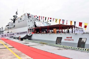 Indian Navy Commissions Final Kamorta-class ASW Corvette