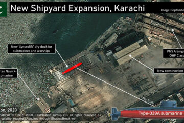 Pakistan's New Type-039B AIP Submarines: Image Shows Shipyard Expansion