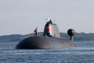 Russian Akula-class Submarine 'Magadan' to be Operational Again in 2022
