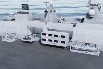 Euronaval Video: SH Defence Unveils Cutting Edge Equipment 'The Cube'
