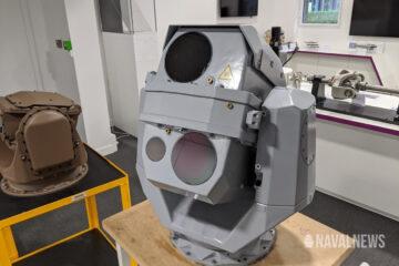Euronaval video: Safran's PASEO NS, PASEO XLR and new PASEO Mk3 Systems