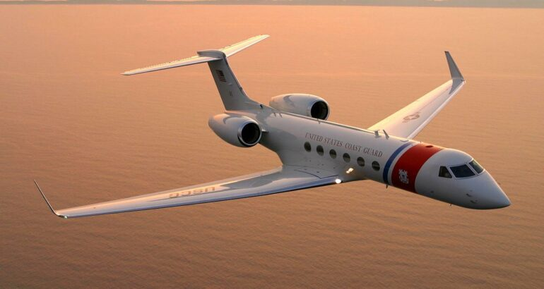 USCG orders new C-37B long range command and control aircraft