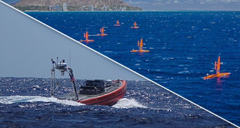 United States Coast Guard Starts Evaluation of USV