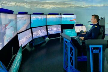 Euronaval: SEAOWL remotely controls VN REBEL ship from Paris area