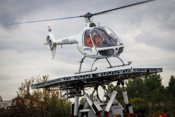 VSR700 prototype aces first autonomous landing on moving deck