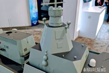 Lockheed Martin Signs SPY-7 Radar Contract for CSC Frigate