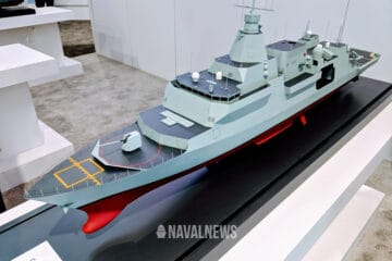 Royal Canadian Navy Unveils New Details on CSC Frigates