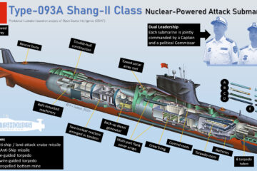 The Chinese Navy's Most Powerful Attack Submarine: The Type-093A