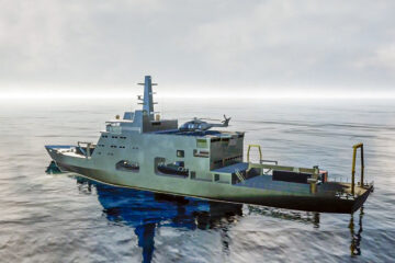 EU Finances the Construction of 3 New Hydrographic Vessels for the Italian Navy