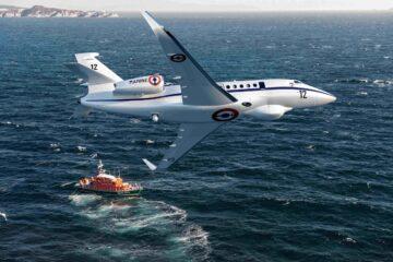 Falcon 2000LXS Albatros for the French Navy AVISMAR Program