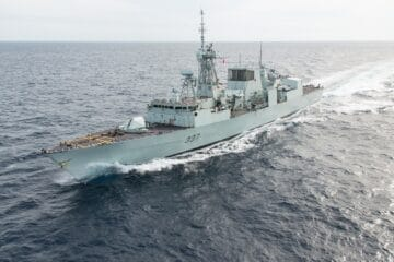 General Electric Canada Wins Contract For Support Of Halifax-Class Gas Turbines