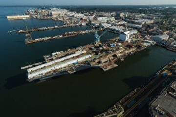 HII Awarded Contract for Single-Phase Delivery of Aircraft Carrier John F. Kennedy (CVN 79)