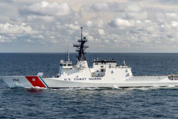 HII Delivers National Security Cutter Stone (WMSL 758) to U.S. Coast Guard
