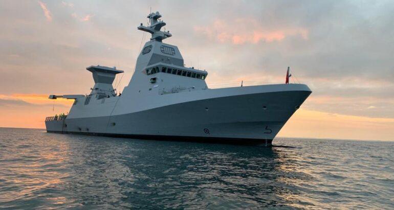 Israeli Navy Saar 6