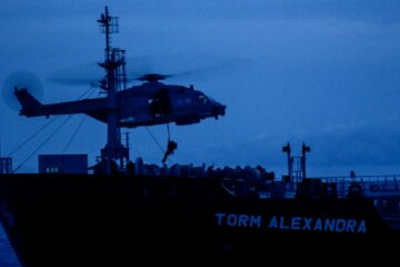 Italian Navy foils two pirate attacks in Gulf of Guinea