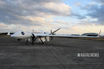 Japan Coast Guard Moving Forward with Maritime Surveillance UAV Procurement