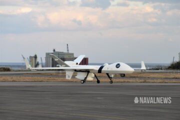 Japan Coast Guard and JMSDF Planning to Use UAVs for Ocean Surveillance